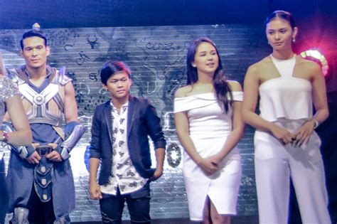 Cast And by In Photos Encantadia 2016 Cast At Toycon Ph 2016