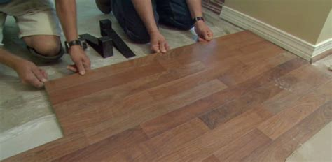 can you install laminate flooring in a bathroom flooring options choosing the right floor today s homeowner
