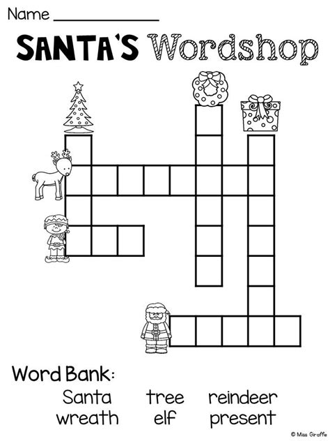 printable reading puzzles free christmas worksheets that are a lot of fun christmas