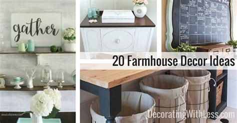 Rustic Country Bedroom Decorating Ideas - 20 farmhouse decor ideas for your home