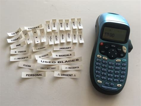tag maker dymo letratag label maker machine review is it worth buying