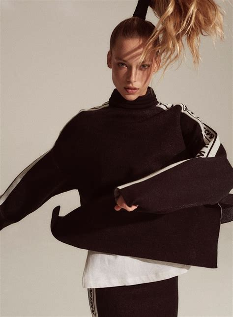 Obeng 8 In One ferguson gets sporty glam in v magazine