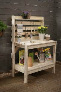 ryobination potting bench white bloglovin