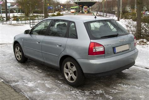 Audi A3 Hatchback 2000 by Audi 2000 A3 4door Hatchback The History Of Cars