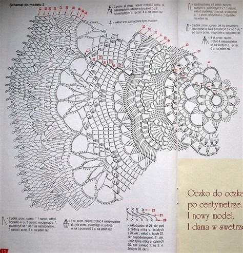 crochet lace diagram crochet lace doily make handmade crochet craft