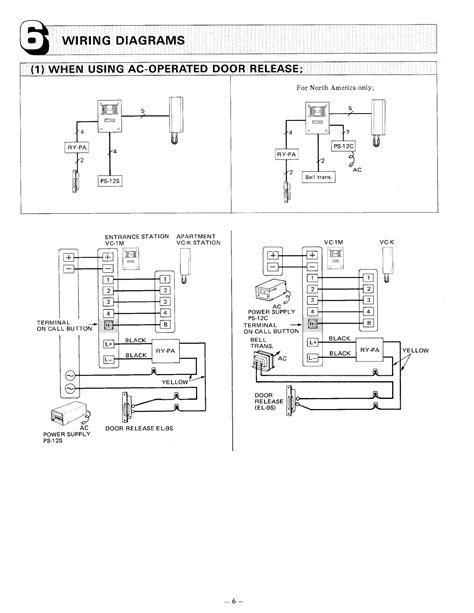 aiphone wiring diagram aiphone vc k wiring diagram 27 wiring diagram images