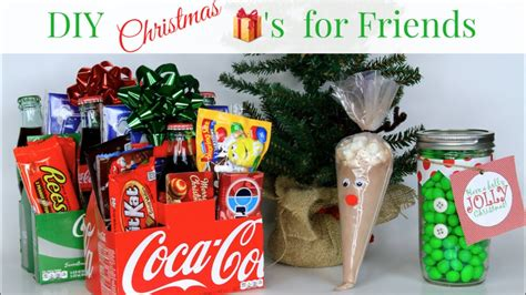 best gifts for christmas friends 3 diy friend gifts sharethegift nativity collab