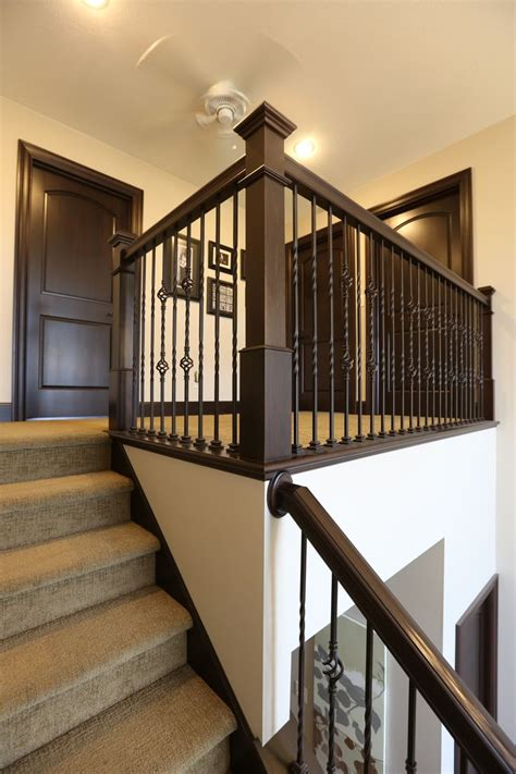 Stain Stair Railing 25 Best Images About Bayer Built Milling And Doors On