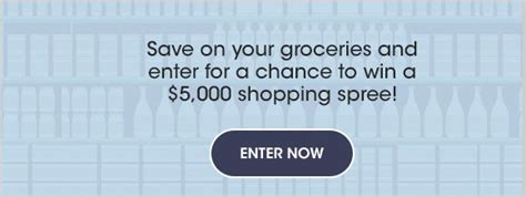 Enter To Win A 5000 Glamcom Shopping Spree by Valpak 5 000 Great Grocery Giveaway 6 15 17 1ppd18