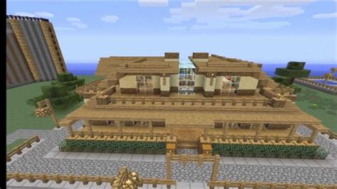 minecraft house design xbox 360 minecraft xbox 360 edition nice house design youtube