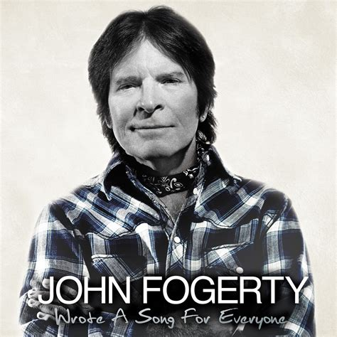 song album fogerty wrote a song for everyone album review