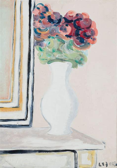 fiori nel vaso fiori nel vaso bianco arte moderna e contemporanea