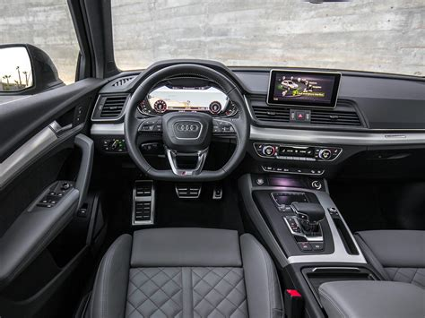 audi q5 interior new 2018 audi q5 price photos reviews safety ratings