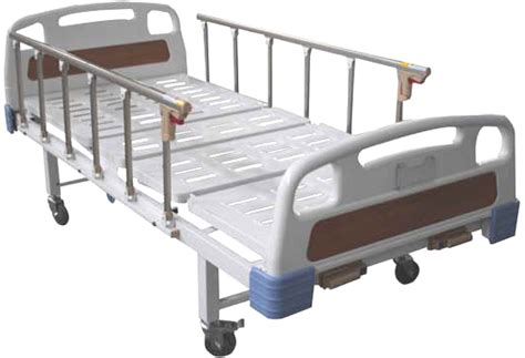 Hospital Bed Economy Ss Besi two crank hospital bed