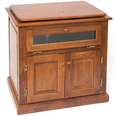 swivel top tv stand media cabinet seneca swivel top tv cabinet tv stand media console