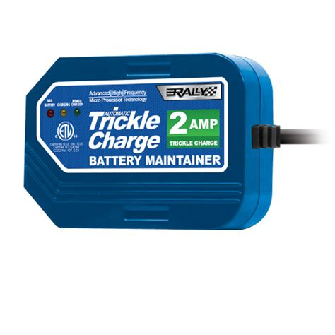 rally 2 marine trickle charger battery maintainer - Marine Battery Charger Maintainer