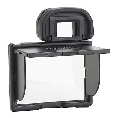 Rubber Eyecup With Lcd Screen Protector For Canon Eos 50d rubber eyecup with lcd screen protector for canon eos 50d