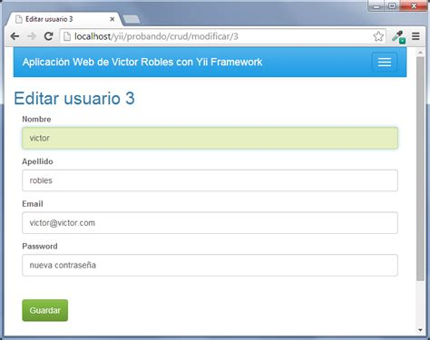 yii tutorial validation rules new form class yii form