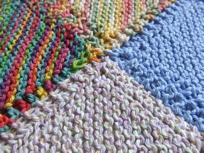 Knitted Patchwork Blanket Pattern - a simple knitted patchwork blanket for beginners fiona