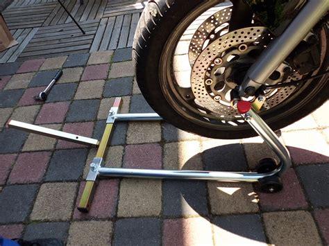 Motorrad Montagest Nder Hinten Test by Schnip De Motorrad Montagest 228 Nder Test