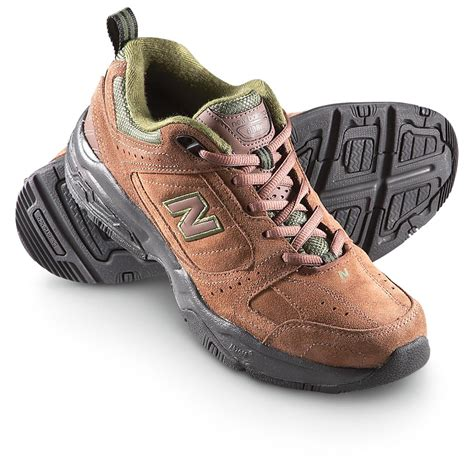 athletic trainer shoes new balance 174 608 cross trainer athletic shoes brown