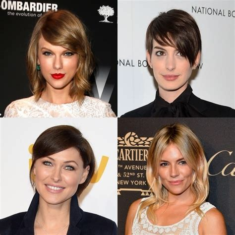 Best Hairstyle To Slim The by Which Haircuts And Styles Make Your Look Slimmer