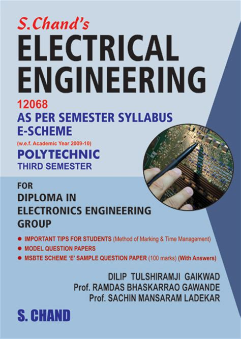 diploma electrical engineering books free electrical engineering 12068 for iiird sem by dilip