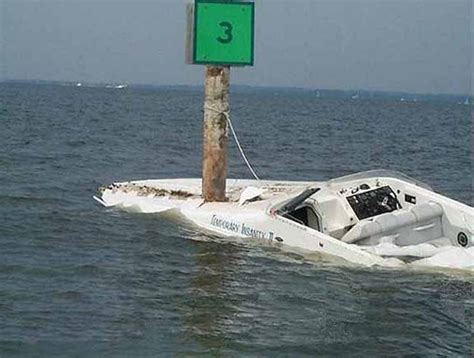 sinking boat on lake erie st kilda marina berths and boating services in melbourne