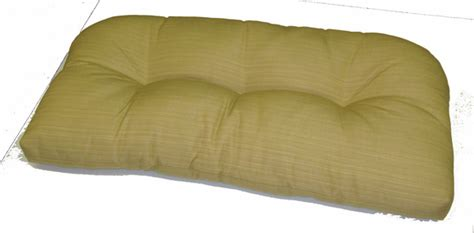cushions for wicker loveseat outdoor wicker loveseat cushion
