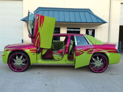 sell   chrysler   sedan  door  hemi  custom show car  candy paint