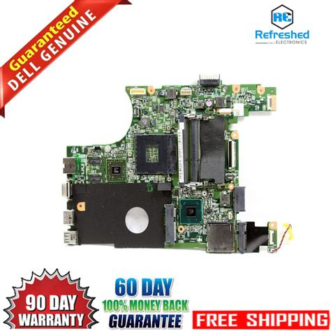 Motherboard Laptop Dell Inspiron N4050 dell inspiron 14 n4050 socket bga1023 intel motherboard 7nmc8 computer parts laptop parts