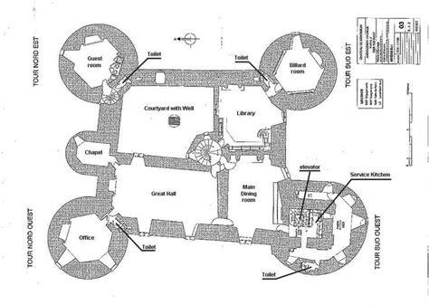 medieval castle floor plans medieval fantasy mansion montbrun castle maps and plans first floor the book of