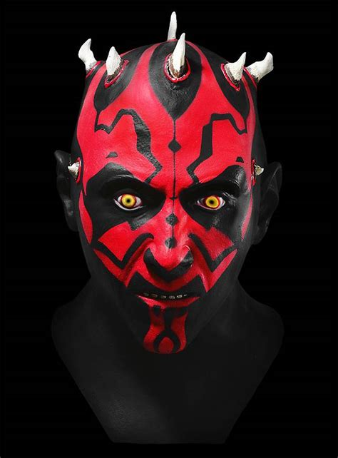 Star Home Decorations by Star Wars Darth Maul Mask