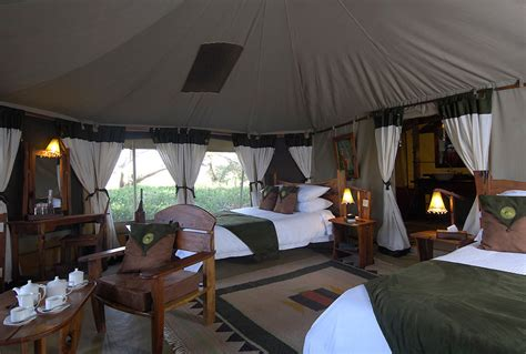 tent bedroom elephant bedroom c holiday accommodation in kenya