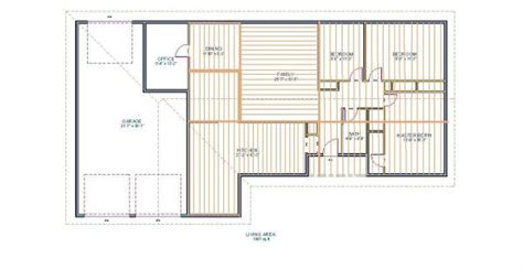 Ceiling Joist Layout by Creating A Quot Vaulted Quot Living Room Ceiling