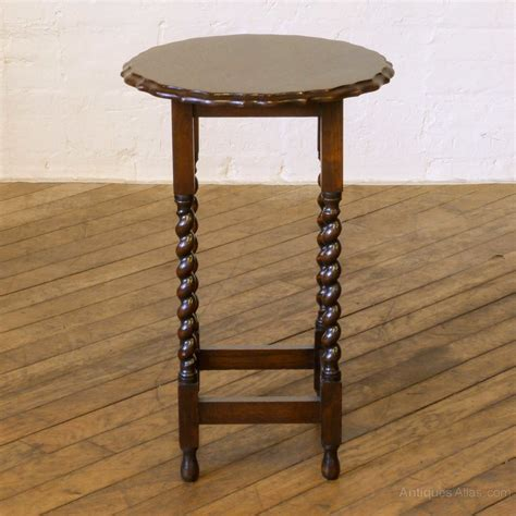 antique oak table oak occasional table antiques atlas