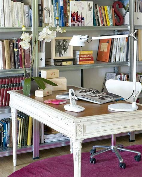 Vintage Desks For Home Office Top 38 Retro Home Office Designs