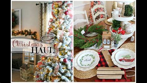 home goods decorations christmas decor haul 2016 target dollar spot home goods