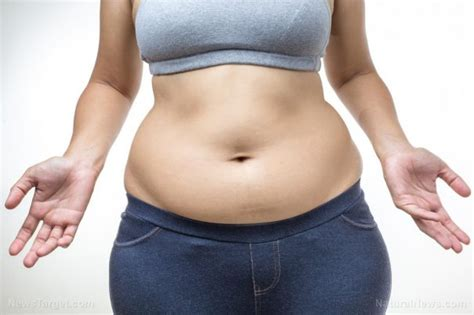 mid section fat women who carry excess abdominal fat have a 50 chance of