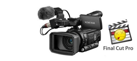 final cut pro el capitan sony xdcam to prores work xdcam to prores 422 4444 for