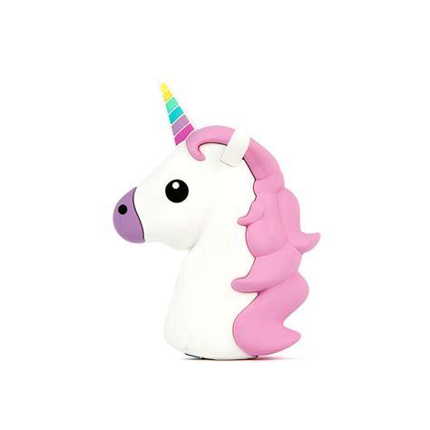 imagenes de unicornios emojis wattzup unicorn emoji portable charger fab