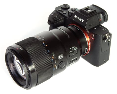 sony fe 90mm f 2 8 macro g oss lens review