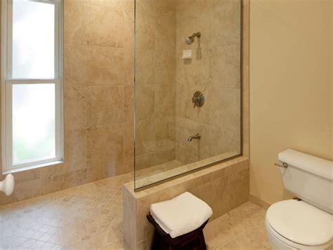 bathroom showers ideas pictures doorless shower designs interior exterior homie best