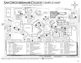San Diego Mesa College Map by Parking Directions Map Transit Center San Diego