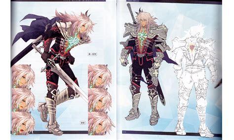 Fate Grand Order Arts fate grand order material vol 1 limited book anime