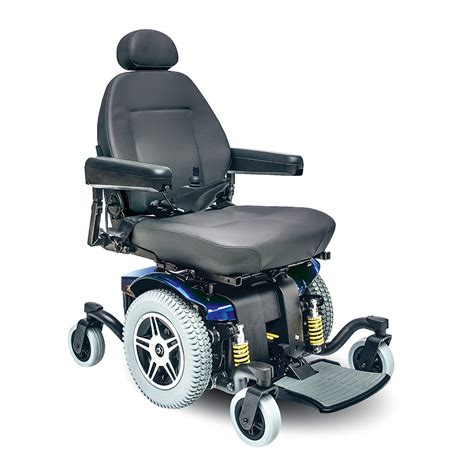 Pride Jazzy 614 Hd Power Wheelchair