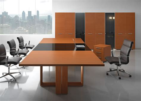 Black Glass Boardroom Table Square Meeting Table Arch Italian Boardroom Or Meeting Table