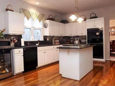 kitchen ideas with white appliances 13 amazing kitchens with black appliances include how to