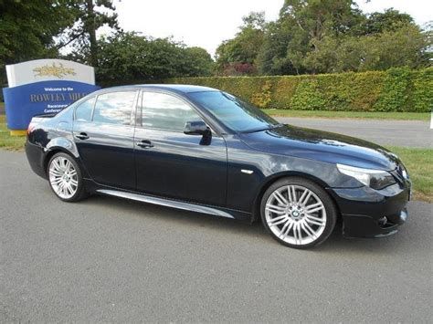 Bmw Used For Sale by Used Bmw 5 Series For Sale Uk Autopazar Autopazar