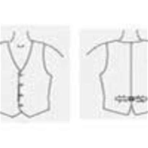free printable vest sewing pattern 93385 sewing patterns burdastyle com